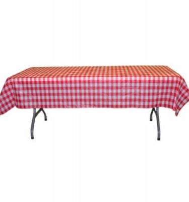 Tablecloths Ging-Red